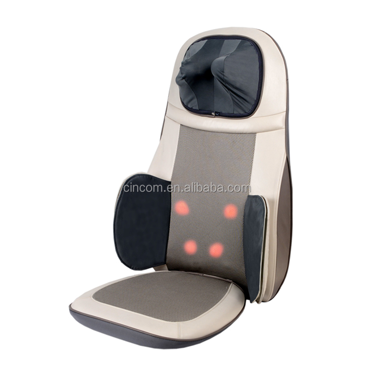modern design relaxing air pressure Neck and back massager