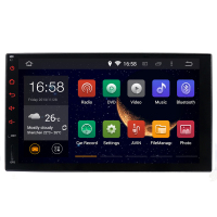 7 inch full touch screen 2 Din universal car radio/audio/head unit