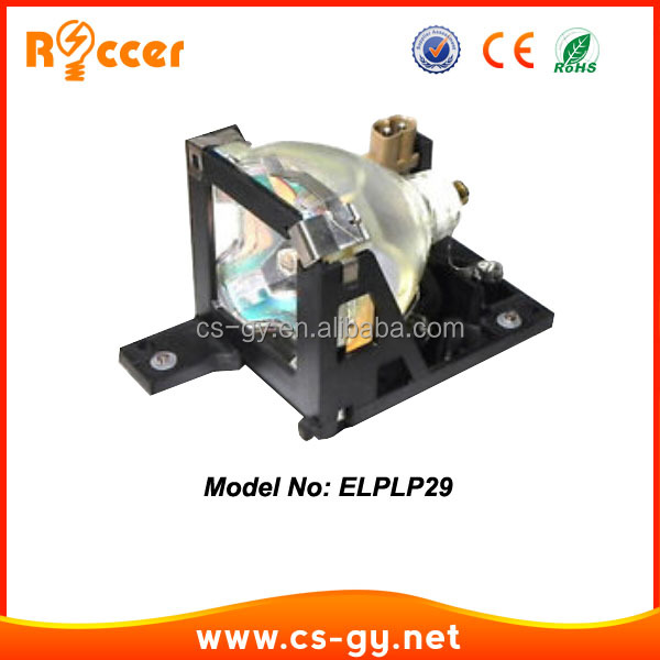 High brightness cheap projector mercury lamp ELPLP29 V13H010L29 for epson EMP-TW10H POWERLITE S1+
