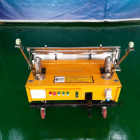 Hot sell automatic lime spray plaster machine for building /plastering machine