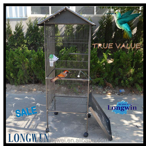 easy assemble large bird parrot cage china manufacturer