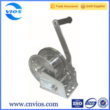 Super quality hand capstan winch with brake