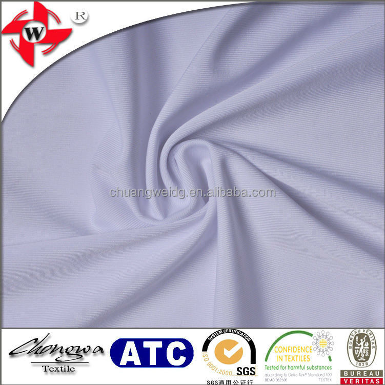 50D Polyester Spandex Dress Fabric/Running Tights Fabric