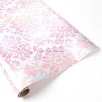 Victor Crafts Factory florist wrapping paper Wedding Brocade Design unwaterproof paper coated paper