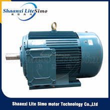 YE3 380V 750RPM induction motors for inflatable blower