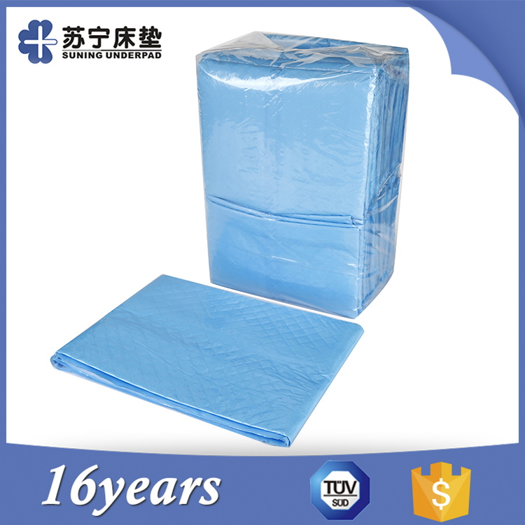 OEM Disposable Hospital Bed Pads Washable