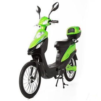 The latest model Colorful Most popular with lithium battery 50km / h pedal assist electric bike
