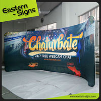 Custom Size Printing Large Stage Backdrop Design