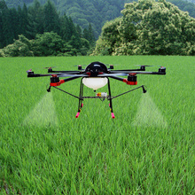 Crop aerial uav octocopter drone agriculture