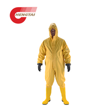 Firemen Use Comfortable Anti Radiation Chemical Protective Clothing