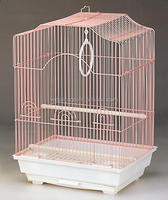 ali hot sale cheap budgie cages petsmart bird cage with balancing toy 3112