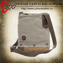 Canvas cross body bags