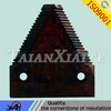 Profession Customized Agricultural Rotary Tiller Blades