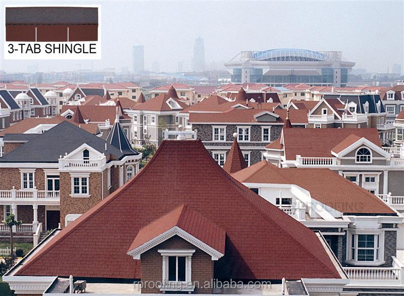 [Factory direct roofing shingle] 3-tab building construction material,factory direct roofing shingles manufacturer