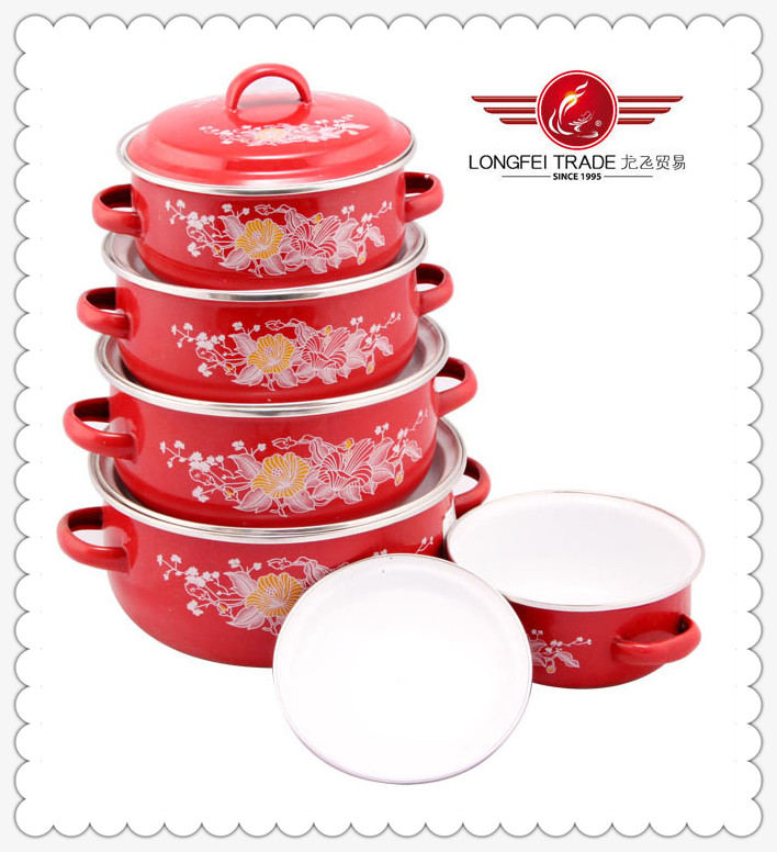 Color Cookware Set 5 PCS Insulated Reoona Casserole Set