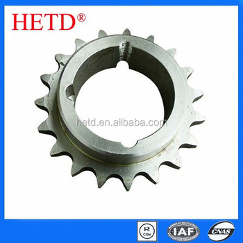 Taper Bore sprockets 19 Teeth chain sprocket 35TB19T