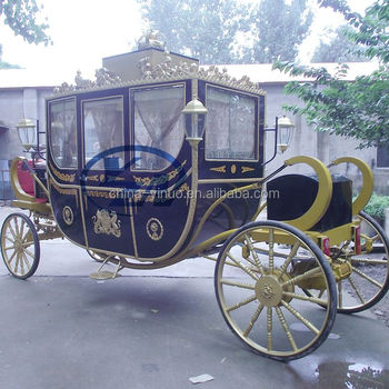 Yizhinuo electric royal carriage with dual purpose air conditioner