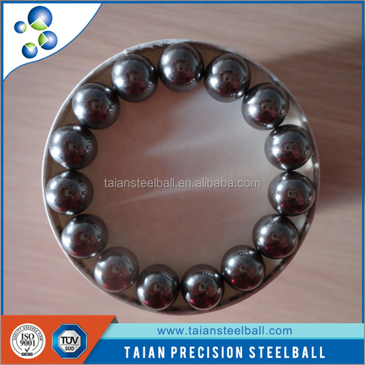 Car Bearing and bicycle parts and casters used chrome steel ball with high quality