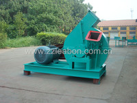 Tractor Driving Machine to Produce Wood Chips / Wood Log Chipper