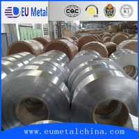 aluminum coil stock shape roll for toroidal transformer