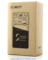 Hot Sale ! Cubot phone S222 5.5'' Cubot quad core smart phone WCDMA Mobile cell phone mtk6582