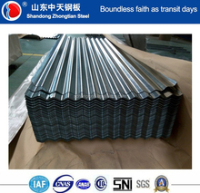 [ Factory ] Hot Dipped Galvalume / Galvanized Corrugated Steel / Iron / Metal Roofing Sheets / Plates Manufacturer Price