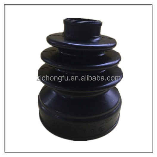 TS16949 China Manufacture Best Selling Drive Shaft Industrial Rubber Components