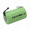 China Supply 900mAh 1.2V Rechargeable NI-MH 2/3A Battery