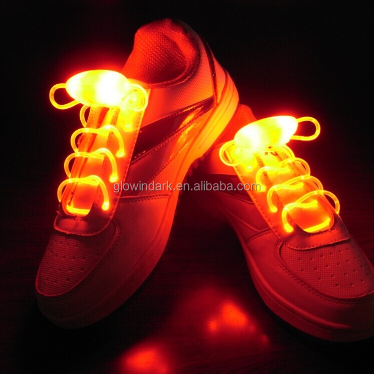 Wisdom Victory 2016 Hot selling new style spiral spring shoelace,led shoelace