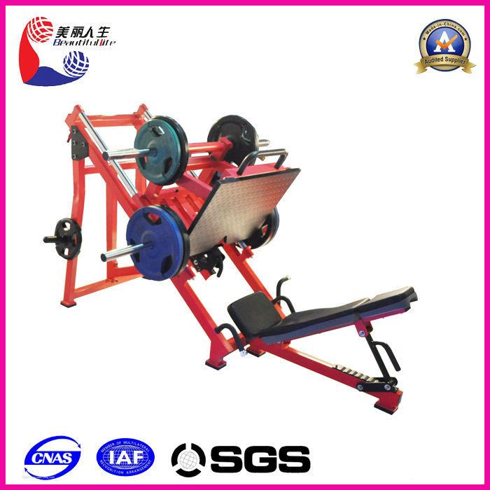 M quina de gimnasio prensa de piernas equipamiento de for Productos gimnasio