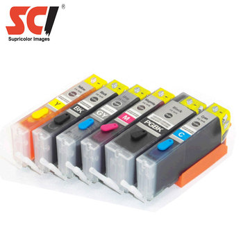 New compatible pgi-570 cli-571 ink cartridge for Canon PIXMA MG5750/MG5751/MG5752