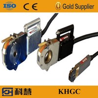 Pipe welding and automatic welding machine