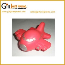 Cheap customized plane shaped Anti Stress Ball