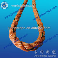 Customized creative pp rope for fishing trawler