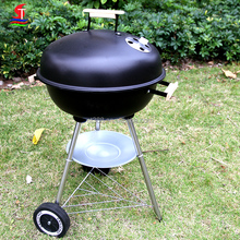 Multifunctional barbecue stove smokeless charcoal weber grill, portable barbeque grill outdoor