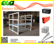 Customers sized for battery installed battery <strong>rack</strong>