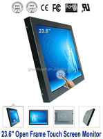 "GreenTouch wholesale 12.1"" Industrial lcd touch screen monitor"