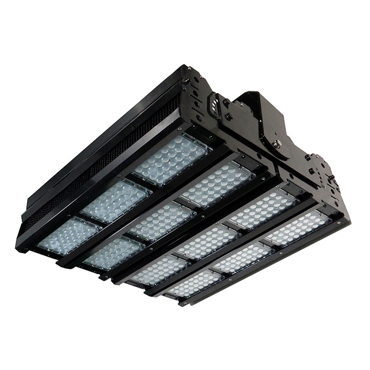 High quality industrial 3000k 5000k ip65 130lm/<strong>w</strong> <strong>1000</strong> watt led module flood light for stadium tower