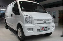 Dongfeng Cargo Van C35 Mini Cargo Bus For Bolivia