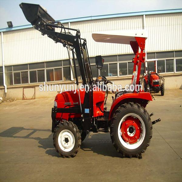 ewg kleine jinma traktor jinma 244e traktor mit frontlader. Black Bedroom Furniture Sets. Home Design Ideas