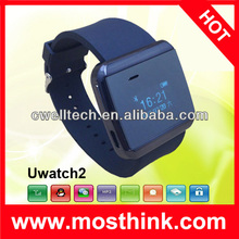 Smart watch 2013 Ultra slim bluetooth watch with OLED display