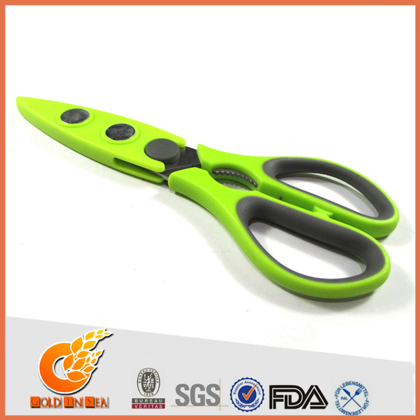Finely processed safe and color scissors for kids (S13280)