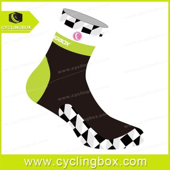 2015 CYCLINGBOX Custom cycling socks