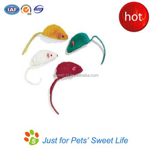 Cat Toys Fur Mice for Cats