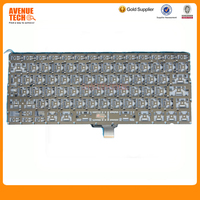 "Brand New Spare Parts A1278 Keyboard Replacement For Apple keyboard Macbook Pro 13"" A1278 keyboard 2009-2012"
