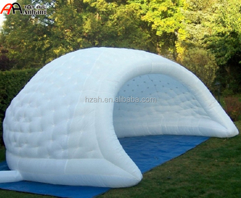 Inflatable Exhibition Tent / White Inflatable Dome Tent