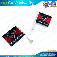 wholesale houston texans car window flags