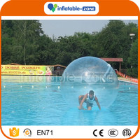 Large inflatable ball inflatabe bubble ball/water walk balls for kids and adults