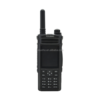 CE APPROVED Tesunho TH-580 network portable radio with bluetooth