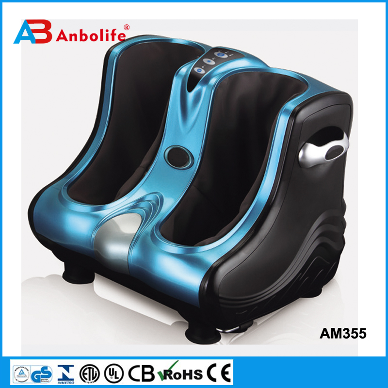 Anbolife Masajeador de spa Hot blood circulation full body shiatsu mini electric massager